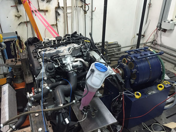 Engine Test BED-UniSalento